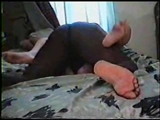 Fair Hairy Paki Muslim Wife Only Opens Her Legs For Big Black Madrasi Cock