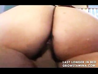 Big Bhangra Butt Oriental Paki Lady Loves Big West Indies Bamboo Penis