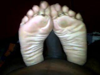 Matured Indian Feet