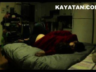 Pinay Couple Sabik Sa Iyot Pag Uwi Sa Bahay