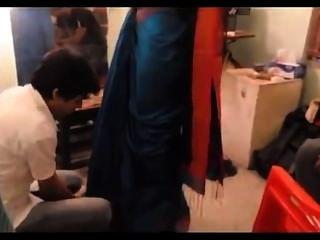 Bangladeshi - Boy Enjoying Hot Aunty